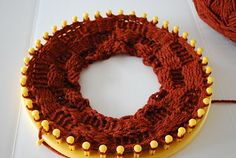 Basket Weave Cowl by Craft Garden Mom - Love it!!! Oh yeah, I'm going to make this beauty!!!!