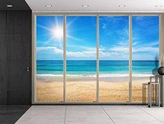 Wall26 - Bright Sun Radiating Over the Blue Ocean Viewed ... https://www.amazon.com/dp/B01EMJ35NS/ref=cm_sw_r_pi_dp_x_IPReybC6QMRH8