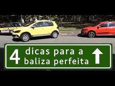 Auto Esporte Globo 21/07/2013 - Aprenda como fazer uma baliza perfeita - YouTube
