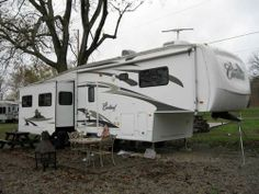 5th Wheel Camper, Fifth Wheel Trailers, Travel Trailer Tires, Used Rv, 5th Wheels, Campers, Travel Style, Recreational Vehicles, Top