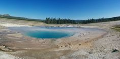 Yellowstone National Park i Hoback, WY