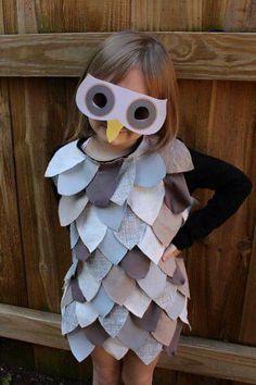 Kostüm Eule