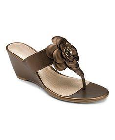 Fun summer flower shoes