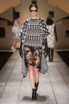Laura Biagiotti Fall 2014 Runway Pictures - Livingly