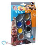 SES Aquaschmink acht kleuren basis -  Koppen.com