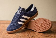 "adidas Originals Hamburg ""Navy"""
