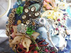 Brooch Bouquets by nicolasacicero on Etsy, $140.00