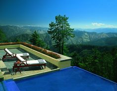 Wildflower Hall, in the Himalayas,