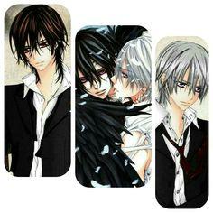 "Kuran Kaname & Kiryu Zero ""Demon & Angel, Bloody Destiny, My Sin & Temptation"" (Vampire Knight)"