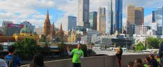 Explore Melbourne's sights, lane ways and history on a twice daily 2½ - 3 hour free walking tour of Melbourne.
