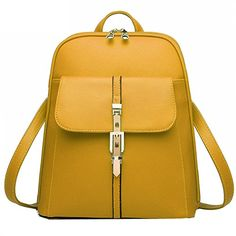 Coofit Fashion Girl Leather Mini School Bag Travel Backpack Shoulder Bag Satchel Coxeer http://www.amazon.com/dp/B017NQGOSK/ref=cm_sw_r_pi_dp_ZJICwb0WP185J