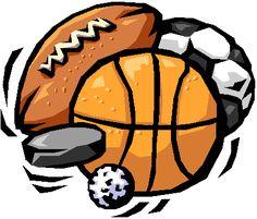 PE sports balls image
