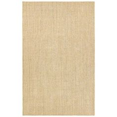 Shaw Rugs Natural Expressions Rattan White Sands Contemporary Rug