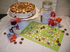 Little Sweet Things: Pepernoten kwarktaart