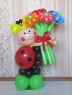 Diseño, decoracion,  accesorio, decoracion de hogar, hogar, globo Birthday Balloon Decorations, Balloon Centerpieces, School Decorations, Balloon Columns, Balloon Arch, Balloon Garland, Mothers Day Balloons, Happy Balloons, Balloon Bouquet Delivery