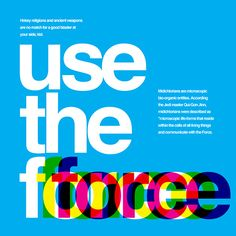 Awesome Typographic 'Star Wars' Posters Featuring The Helvetica Typeface - DesignTAXI.com
