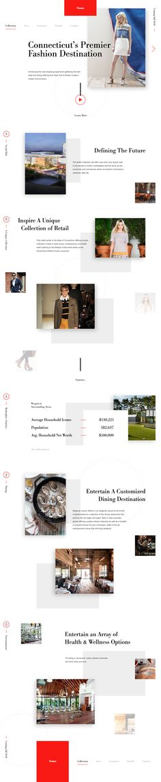 Ui design concept for S O N O digital marketing pitch by Elegant Seagulls.
