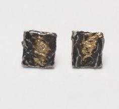 earrings, Gold & Silber. www.die-elster.com Earrings, Gold, Jewelry, Gemstones, Handmade Jewelry, Objects, Ear Rings, Stud Earrings, Jewlery