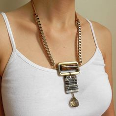Geometric statement necklace// black gray by osofreejewellery, $79.00 Stone Jewelry, Metal Jewelry, Black And Grey, Gray, Geometric Necklace, Agate Gemstone, Ethnic Jewelry, Leather Cord, Gemstones