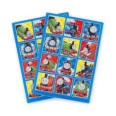 Thomas the Tank Engine Stickers 24ct $0.99