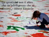Creativity is nothing but an intelligence having fun. Quotes Thoughts, Love Me Quotes, Good Thoughts, Quote Of The Day, Freedom Life, Italian Quotes, Beautiful Mind, Osho, Law Of Attraction
