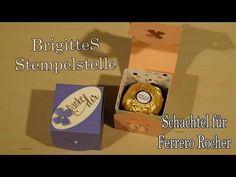 ▶ Schachtel für Ferrero Rocher - YouTube