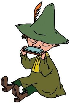 """I live all over the place"" answered Snufkin, and put the coffee pot on the fire. ""Today I happen to be here. Tomorrow I will be somewhere else. I wander about as I please. When I find a place I like, I pitch my tent and play my harmonica.""  Snufkin quote"