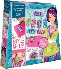 Aquastone Group Style Me Up Gem Mosaic Tag Kit - List price: $19.99 Price: $14.40