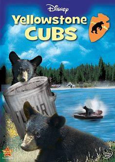 Yellowstone Cubs DISNEY http://www.amazon.com/dp/B00287Z1FC/ref=cm_sw_r_pi_dp_jwstub132T726 Hiawatha connection for AO Y3