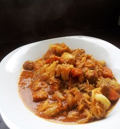 A Profound Hatred of Meat: Simple Cabbage Stew