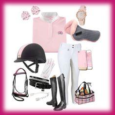 Pink Pikeur schooling
