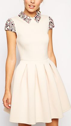 Sparkly embellished party dress http://rstyle.me/n/tympsn2bn