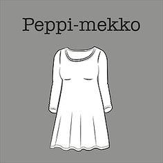 Free PDF pattern by Kangaskapina. Sewing Hacks, Sewing Tutorials, Sewing Patterns, Sewing Tips, Sewing Ideas, Pepsi, Hobbies And Crafts, Types Of Shirts, Diy Clothes