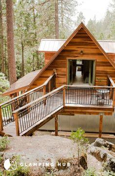 17 awesome yosemite cabin rentals near yosemite national park images rh pinterest com