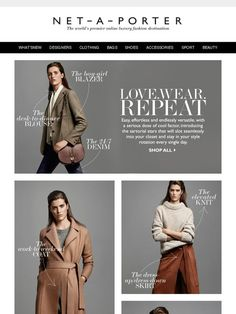 Love. Wear. Repeat: closet heroes from Frame Denim, Tibi and more - Net-A-Porter