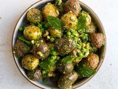 Pesto Potato Salad ~ Great for a summer get together...no mayo! | SAVEUR