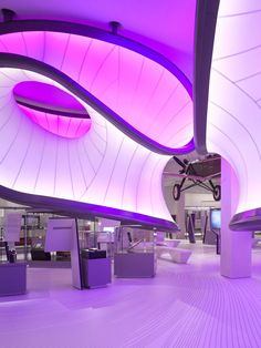 The Winton Gallery by Zaha Hadid ArchtectsThe Mathematics: The Winton Gallery at the Science Museum in South Kensington is the first UK project by Zaha Hadid Architects to open its doors since the firm's figurehead died earlier this year.