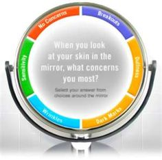 Rodan + Fields Solution Tool- such a fun and easy way to get great skin advice. Check it out at https://tnorthcutt.myrandf.com/Pages/OurProducts/GetAdvice/SolutionsTool