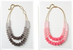 Anthropologie Inspired Necklaces Diy - Click for More...