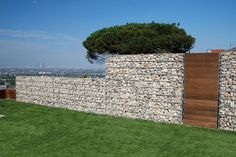 Gabion Wall Expert - FREE gabion wall galleries, project pictures to inspire you.