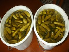 Pickling Cucumbers, Exotic Food, Preserves, Pickles, Vitamins, Beans, Dishes, Vegetables, Recipes