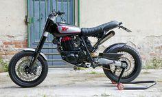 Yamaha special tt
