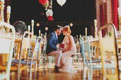 Vintage Carnival - The Wedding Notebook magazine Carnival Wedding, Vintage Carnival, Vintage Circus, Wedding News, Wedding 2015, Wedding Stuff, Wedding Couple Photos, Wedding Couples, Circus Birthday