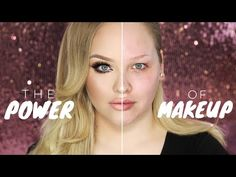 The Power of MAKEUP! - YouTube