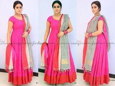 Plain Anarkali Designs, Simple Plain Anarkali Dress, Plain Anarkali with Heavy Dupatta, Buy Plain Anarkali Suits.