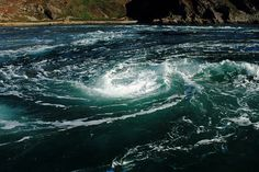 Corryvreckan Whirlpool - awesome nature