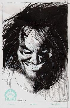 Lobo by Jerome Opeña