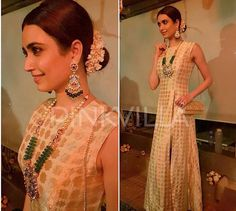 Karishma # sva # Indian look # ethnic look #