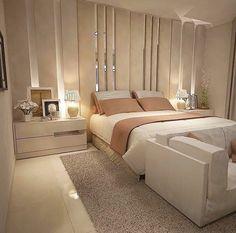 [New] The 10 Best Home Decor Ideas Today (with Pictures) - Boa noite! Projeto Marcenaria e Art Master Bedroom Interior, Luxury Bedroom Design, Bedroom Bed Design, Girl Bedroom Designs, Home Decor Bedroom, Interior Design, Dream Home Design, Dream Rooms, Luxurious Bedrooms