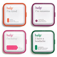 Help Remedies : a great gift idea for someone on the go!